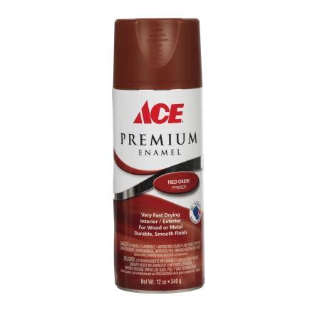 ace 12oz oxide primer premium enamel spray paint