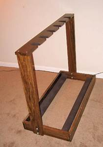 Plans to build Diy Wooden Guitar Stand PDF Plans