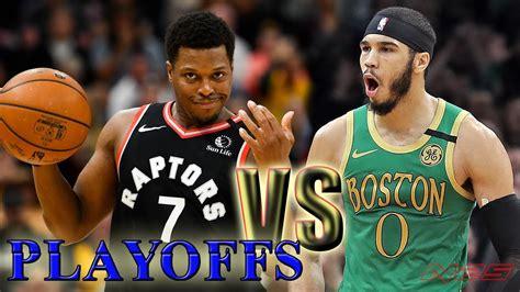 Boston Celtics vs Toronto Raptors - Full Game! NBA ...