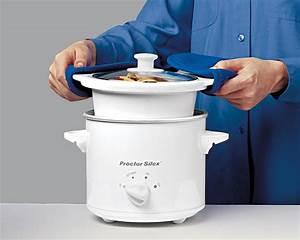 Amazon.com: Proctor Silex 33015Y 1-1/2-Quart Round Slow ...  Quart
