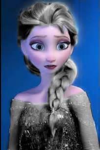 Elsa with Dark Powers
