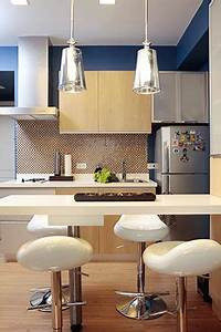 112 best condo decorating images on pinterest living for Example interior design for small condo unit