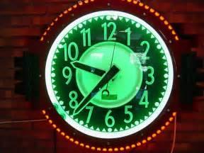 26 Best Neon Clocks Images On Pinterest
