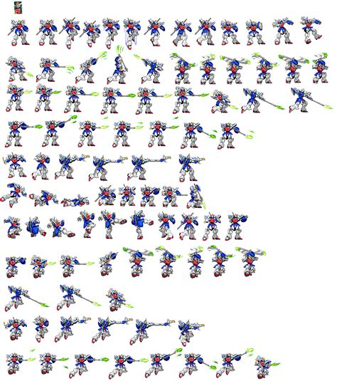 sprite sheets