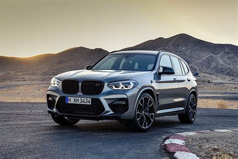 2020 Bmw X3 M Review