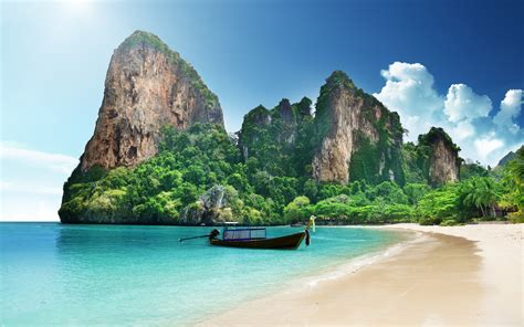 thailand beach hd hd desktop wallpapers  hd