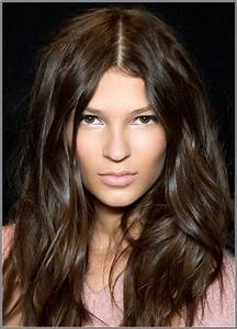 Dark Brown Hair Color Ideas | New Haircuts to Try for 2018 ...