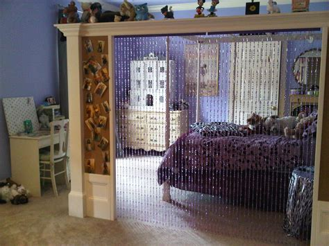 awe inspiring beaded curtain decorating ideas