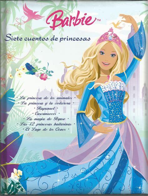 Barbie Siete Cuentos De Princesas (la Princesa De Los