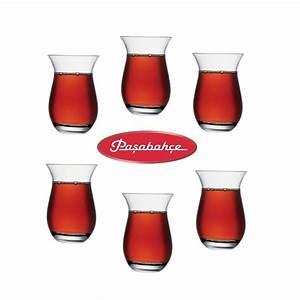 Tee Im Glas : pasabahce gross teegl ser tee glas teegl ser orientalische ~ Markanthonyermac.com Haus und Dekorationen