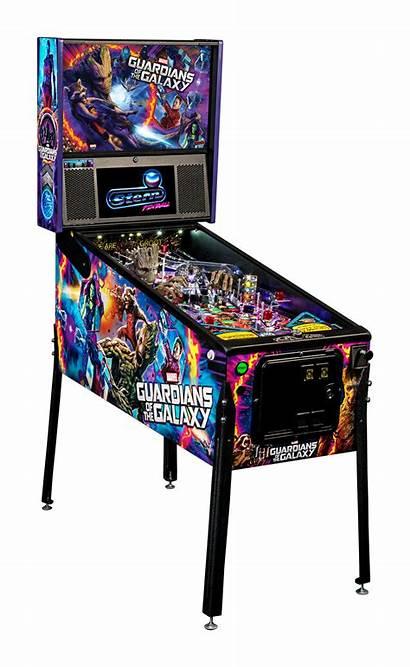 Pinball Guardians Machine Galaxy Stern Premium Guardian