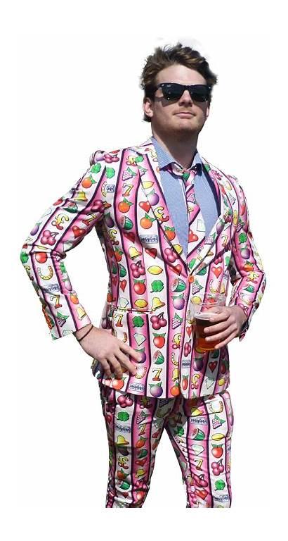Suits Suit Crazy Wild Party Wacky Fun