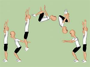 How To Do A Back Tuck  15 Steps  With Pictures