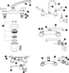 commercial kitchen faucet parts chicago faucet replacement parts schematics az partsmaster