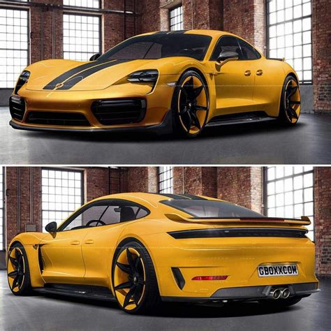 Porsche Taycan (With images)   Porsche taycan, Toyota car ...