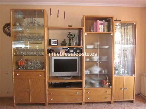 mueble de salon por modulos  segunda mano