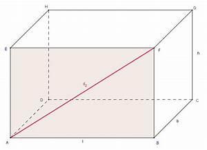 Katheten Berechnen : fl chendiagonalen eines quaders ~ Themetempest.com Abrechnung