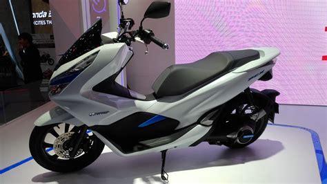 Pcx 2018 Thailand Price by Honda Pcx Hybrid Motorcycles In Thailand Thailand Visa