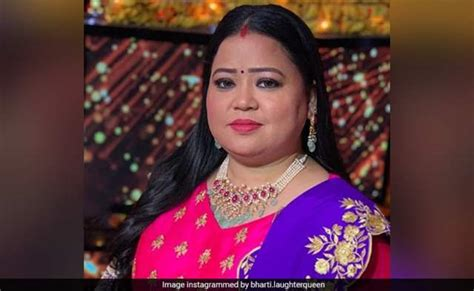 Comedian Bharti Singh arrested by NCB in drug probe ...