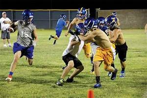 MVHS Football Programs Get Back To Work