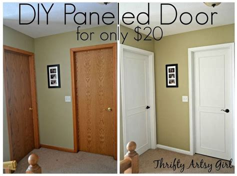 25 best ideas about painting interior doors on