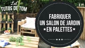 Deco Palette Salon De Jardin by Inspiration Mon Salon De Jardin En Palettes Video Sur