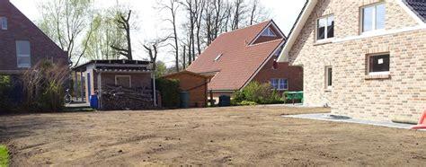 Garten Und Landschaftsbau Nordhorn erdarbeiten galabau baggerbetrieb nordhorn bram kloppers