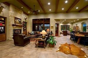 Texas Tuscan II - Mediterranean - Living Room - austin