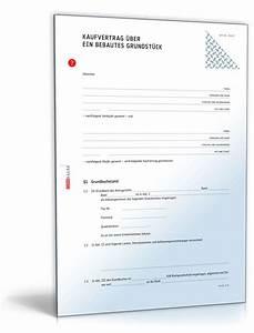 Haus Auf Russisch : kaufvertrag haus bzw bebautes grundst ck mit auflassung ~ Articles-book.com Haus und Dekorationen