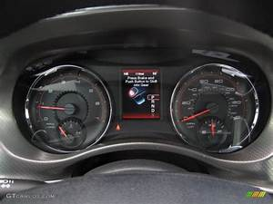 2012 Dodge Charger Sxt Gauges Photo  61341878