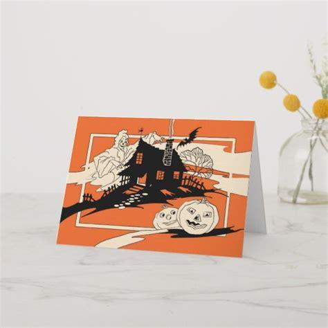 create   folded invitation zazzlecom vintage