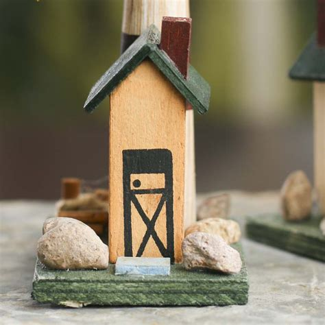 wood lighthouse ornament signs ornaments home decor