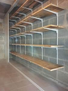 Idée Rangement Garage : r alisez un rangement simple dans votre garage reussir ~ Melissatoandfro.com Idées de Décoration