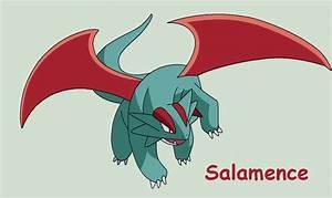 Salamence - Bing images
