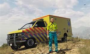 Dutch Ambulance And Uniform Nederlands