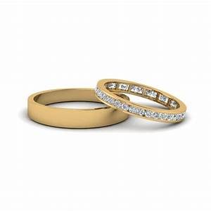 matching wedding bands for him and her fascinating diamonds With wedding rings for him