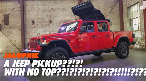 jeep gladiators roof      easy moves