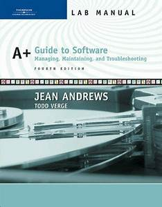 A  Guide To Software  Lab Manual  4th Edition By Todd