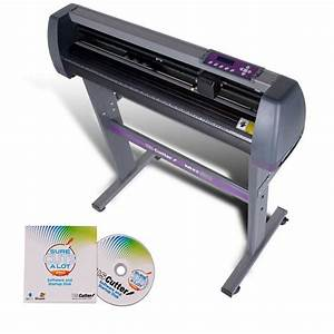 34quot mh vinyl cutter stand w sure cuts a lot pro design With vinyl letter cutting machine reviews
