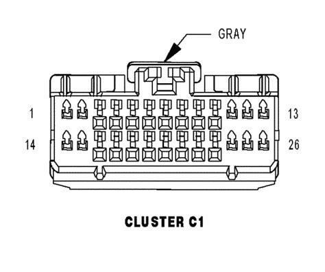 power supply diagram    dodge magnum