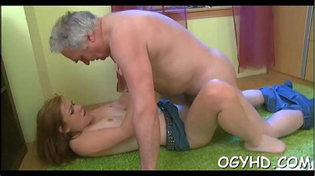 #Old #Boy #Craves #For #Young #Hole
