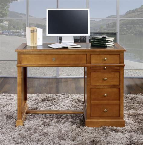bureau merisier louis philippe petit bureau en merisier de style louis philippe