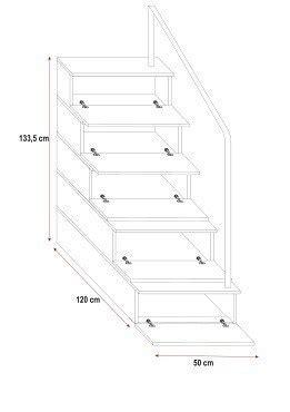 Möbel Skizzen Zeichnen by Treppe Abmessungen Abmessungen Treppe 28 Images Hochbett