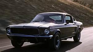"""Steve McQueen's """"Lost"""" Bullitt Mustang Is Unveiled - Historic Vehicle Association (HVA)"""