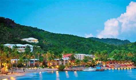 Bolongo Bay Beach Resort In St. Thomas, Cr