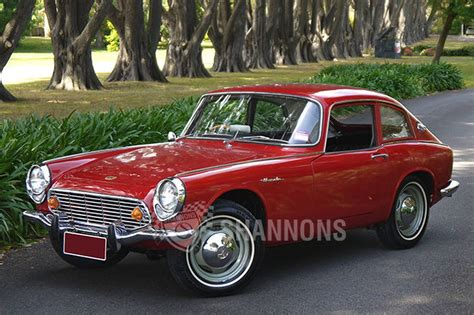 Sold: Honda S600 Coupe Auctions - Lot 39 - Shannons