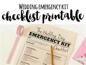 free wedding sle kits pin groom survival kit poem on