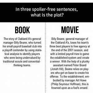 Movie Versus Book  Oscar Nominee  U0026 39 Moneyball U0026 39