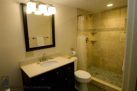 ideas for small bathrooms on a budget vermont professional construction painting llc tolchin
