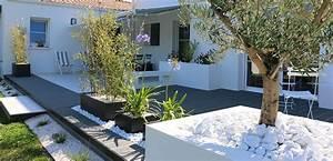 8 conseils pour une terrasse melant contemporain et With idees pour la maison 2 amenagement paysager lacourse conseils